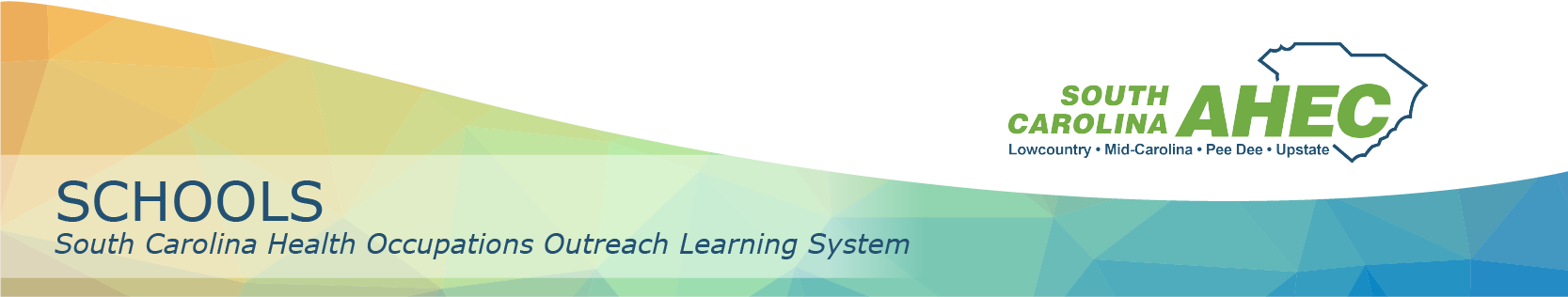 SCHOOLS: South Carolina Health Occupations Outreach Learning System