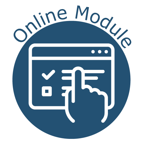 Modality: Self-paced online module